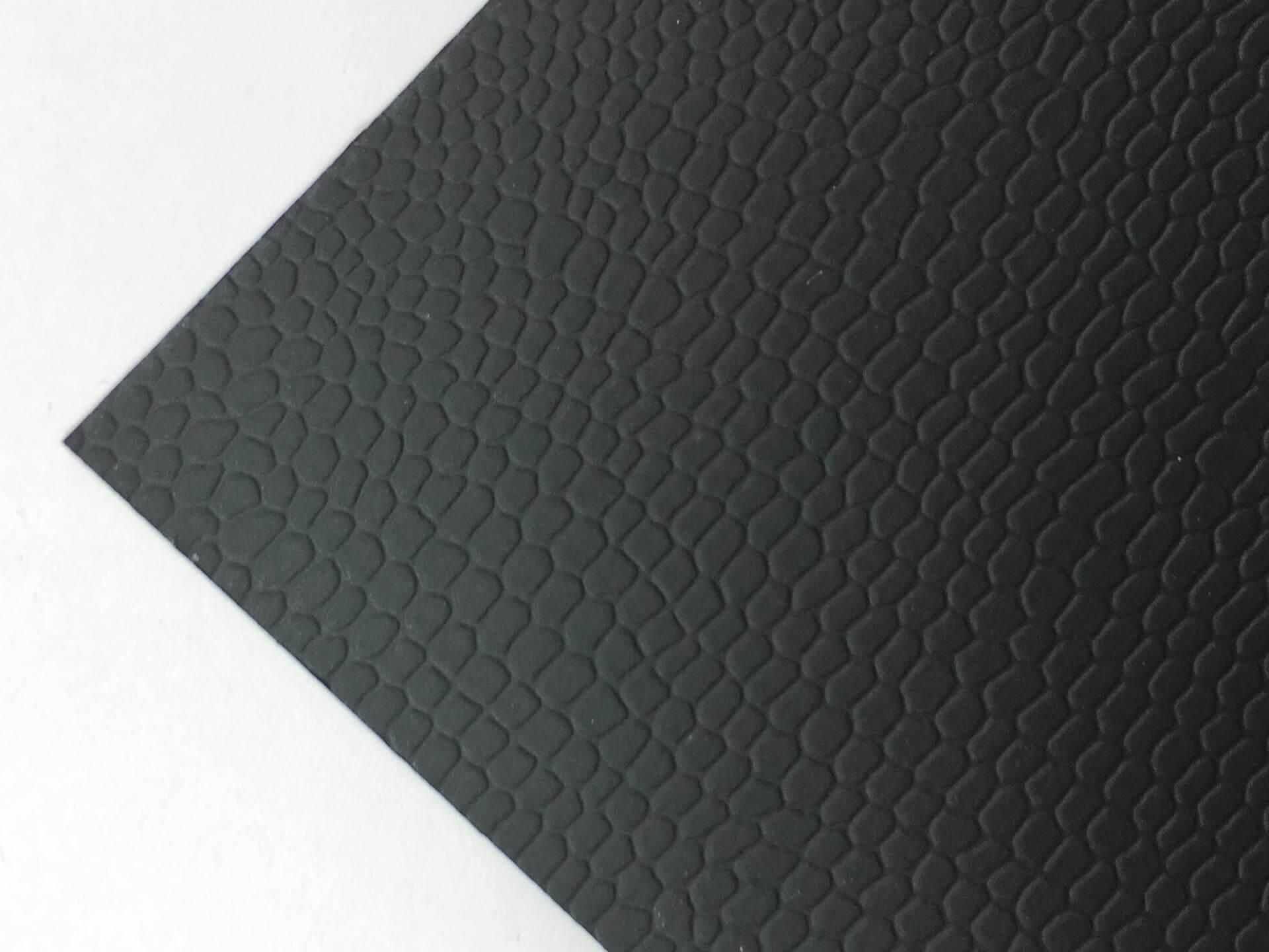 LeatherLike black minimal
