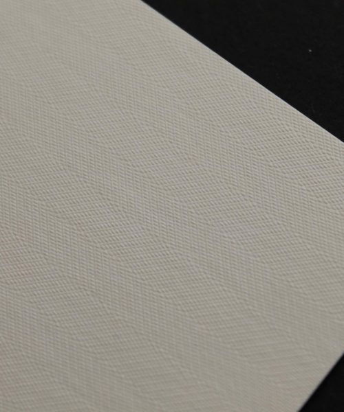 Savile row tweed white