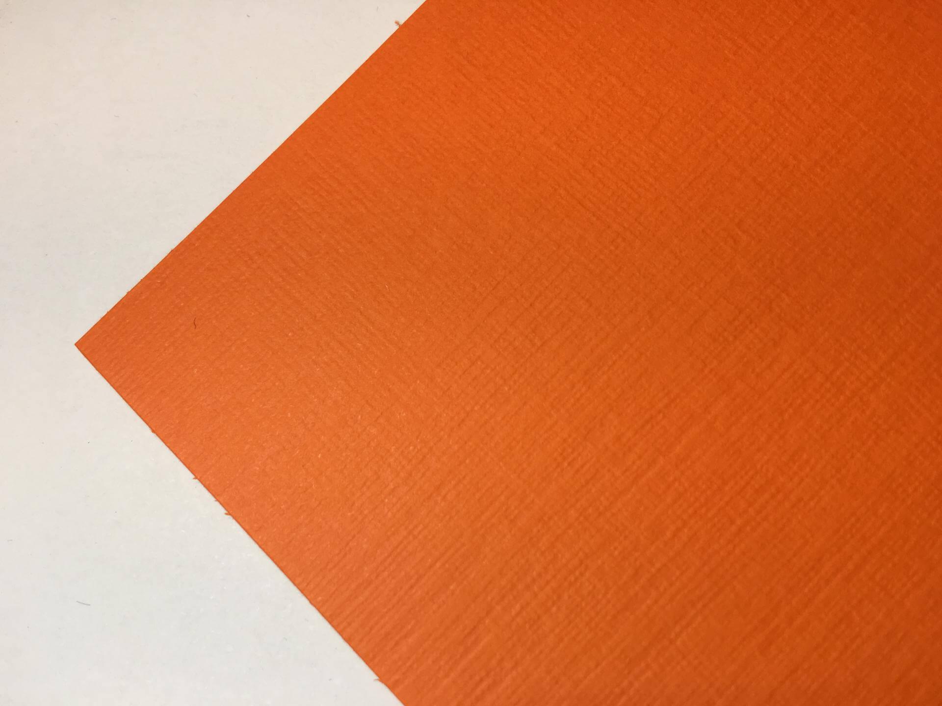 Sirio tela arancio